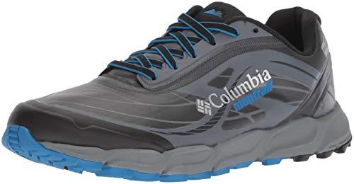 (Columbia Montrail Men's CALDORADO III Outdry Extreme Hiking Shoe Black, Blue Magic 10 Regular US)