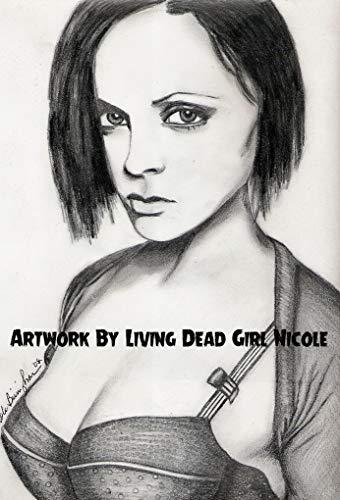 (Portrait Drawing Art Print: