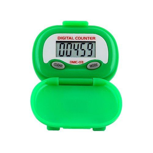 DMC-03 Multi-Function Pedometer (color: GREEN) by Swoo