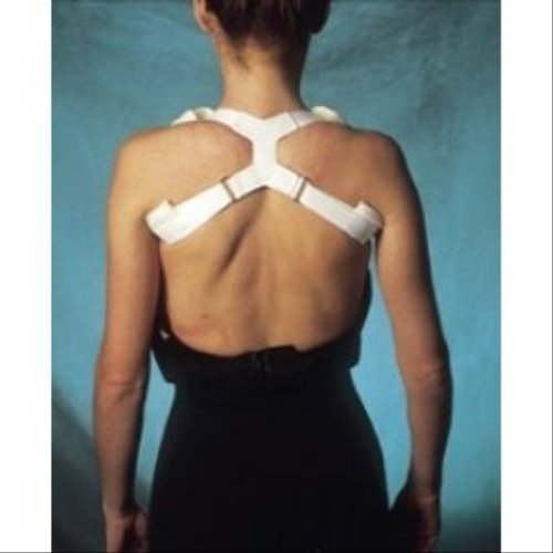 Posture Aid Clavicle Splint : Extra Large
