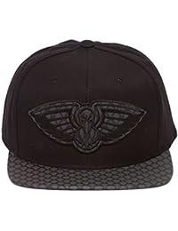 New Orleans Pelicans Blackout Snapback Hat