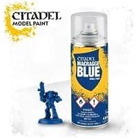 Citadel Spray Primer Macragge Blue by Citadel