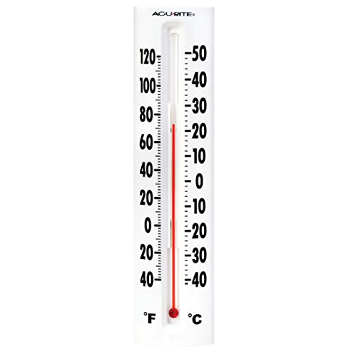 AcuRite 00880A 14 Easy Read Thermometer