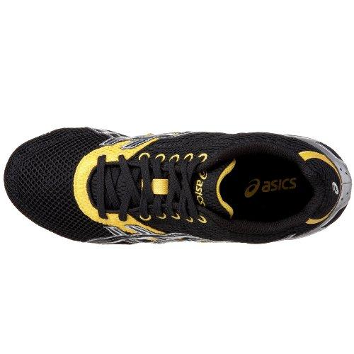 Asics Heren Hyper Ld Track And Field Schoen Zwart / Onyx / Zon