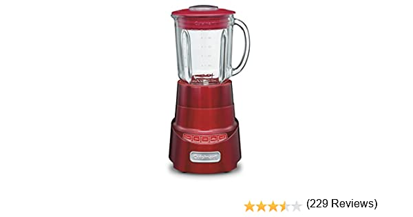 Cuisinart SPB-600 SmartPower fundición a presión de Deluxe ...