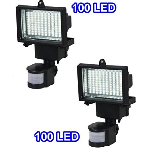Outdoor Led Bluetooth Motion Security Light in US - 9