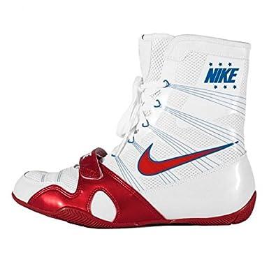 Nike Chaussures de boxe HyperKO MP Chaussures Blanc: : Chaussures MP et 282029