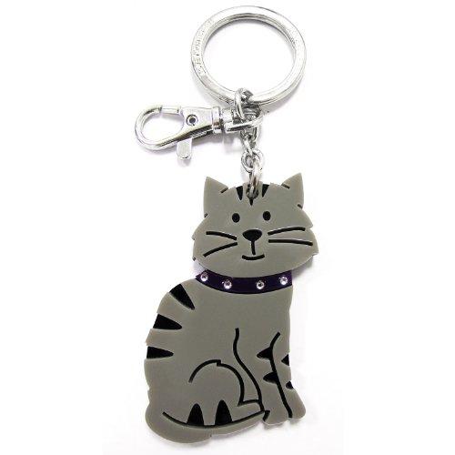 foufou-dog-acrylic-keychain-grey-tabby-cat