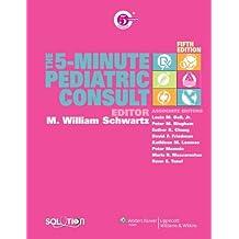 5-minute pediatric consult 5th edition: buy 5-minute pediatric.