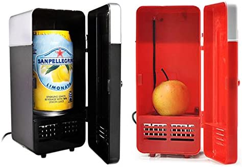 Tisch Für Mini Kühlschrank : Smearthyb usb portable mini kühlschränke getränke trinken milch