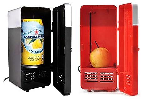 Mini Kühlschrank Für Eine Dose : Smearthyb usb portable mini kühlschränke getränke trinken milch