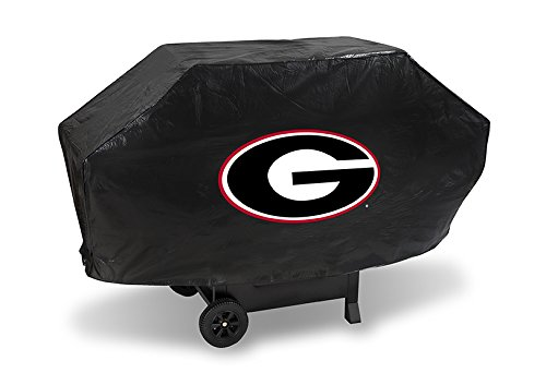 s Vinyl Padded Deluxe Grill Cover ()