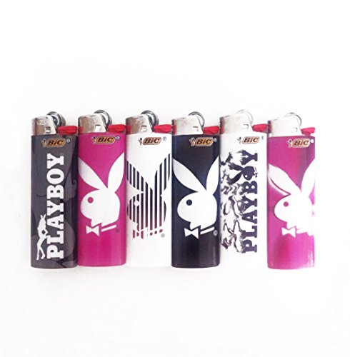 Playboy Bunny Lighter Cute Pack
