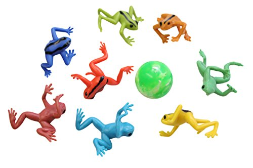 Cute Frog Jacks Classic Game - Animal Shaped for (Jack Frog)