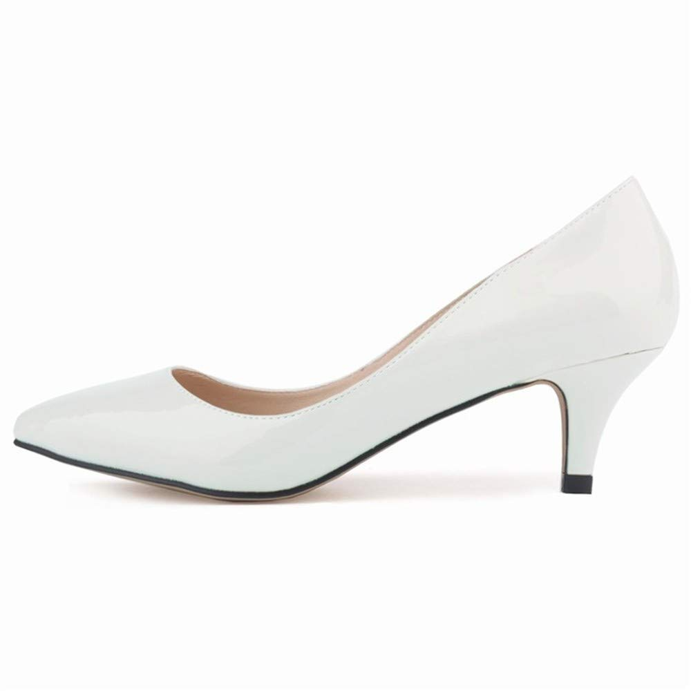 f0428dfb4de Top Shishang Women's Pointed Toe Ankle Tie High Heel Party Wedding ...