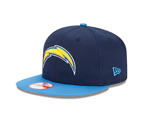 NFL San Diego Chargers Baycik 9Fifty Snapback Hat – Sports Center Store