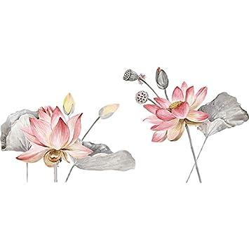 Secondstep Wasser Mo Empfindliche Anschläge Lotus Flower Fernseher