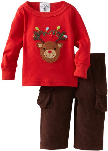 Reindeer Outfit for Toddler and Baby Boys