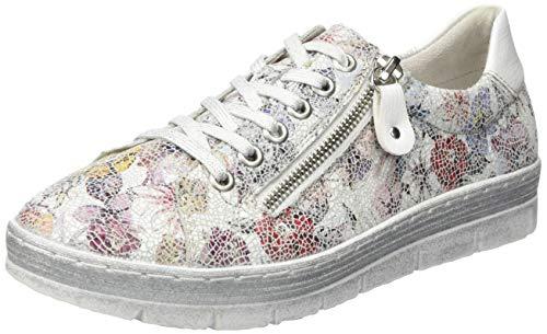 ice D5800 Mujer Zapatillas Multicolor Para multi bianco 93 Remonte PqSXwX