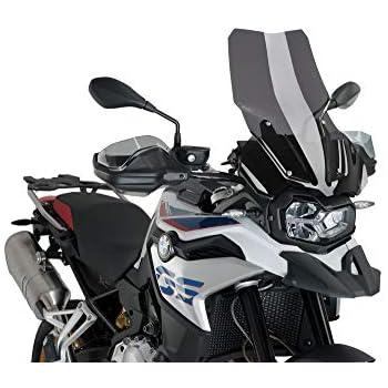 for 18-20 BMW F750GS Dark Smoke Puig Touring Windscreen