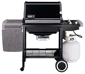 weber 2251001 black genesis silver b propane. Black Bedroom Furniture Sets. Home Design Ideas