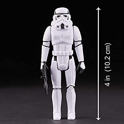 Star Wars Retro Collection 2020 Episode IV: A New Hope Stormtrooper: Toys & Games