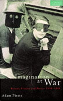 Book Imagination at War: British Fiction and Poetry, 1939-45