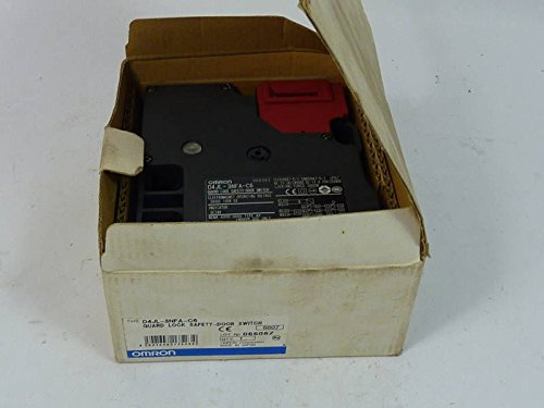 Omron D4JL-3NFA-C6 Guard Lock Safety Door Switch by Omron