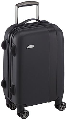 Bugatti Bags Koffer Boardcase Trolley, 58.5 cm, 50 Liter, schwarz