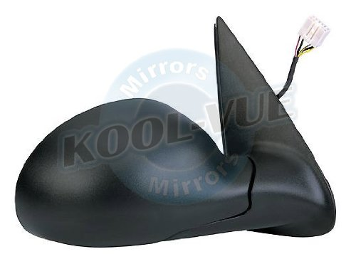 2001-03 Chrysler PT Cruiser Power With Heat Black Folding Heated Rear View Mirror Right Passenger Side (2001 01 2002 02 2003 (Pt Cruiser Right Door)