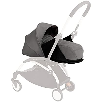 Image of Babyzen YOYO+ Newborn Pack, Grey Baby