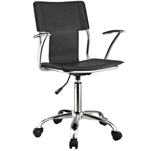 251 First Uptown Office Chair in Black