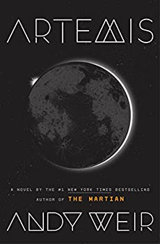 Artemis by Andy Weir science fiction book reviews
