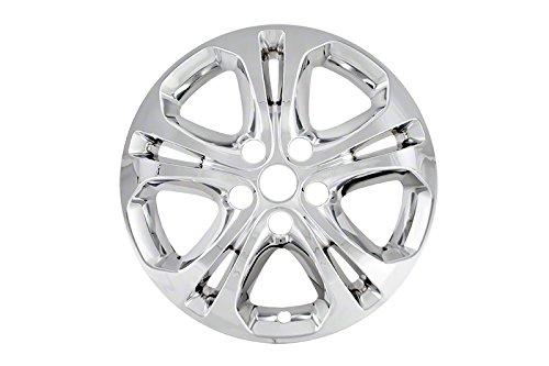 Premium OEM Style Chrome Wheel Skins for 2011-2015 Dodge Durango Express (Pack of 4) 18