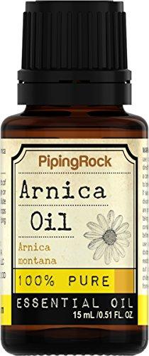 Arnica Essential Oil 1/2 oz (15 ml) 100% Pure -Therapeutic Grade