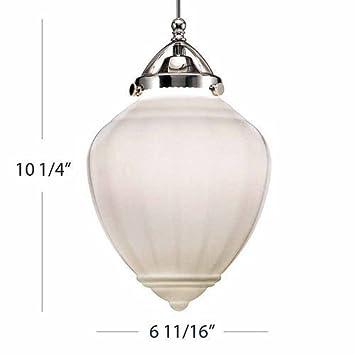 Amazon.com: (EE. UU. Almacén) wac lighting qp-led495 blanco ...