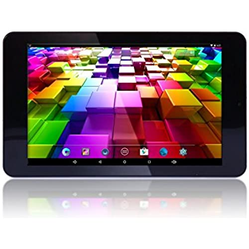 Fusion5 7 Quad Core 774 IPS Google Android Lollipop 5.1 Tablet PC, 1280*800 1GB RAM, 8GB with IPS Display, Dual Camera and Google Coupons