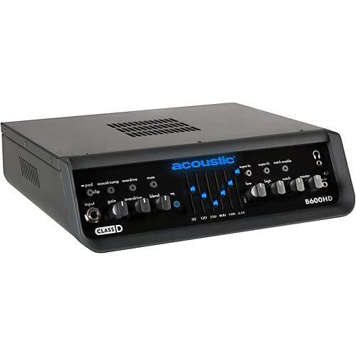 B600HD 600W Bass Amp Head ()
