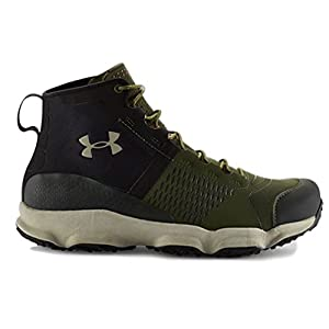 Under Armour UA Speedfit Hike Mid Boot - Men's Rifle Green/Black/Stone 10.5
