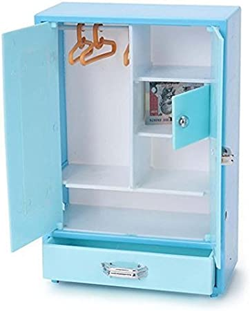 Ratnas Premium storewell Toy for Kids. (Blue) Height: 15.5 cm