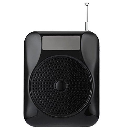Puremood Megaphone Multi-functional Megaphone Player With Radio Headset FM Radio Speaker Voice Amplifier by Puremood