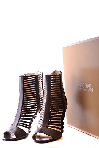 MICHAEL BY MICHAEL KORS FEMME MCBI208033O NOIR CUIR BOTTINES