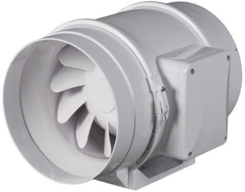 Ventilador extractor de aire de Vents TT para cultivo hidropónico ...