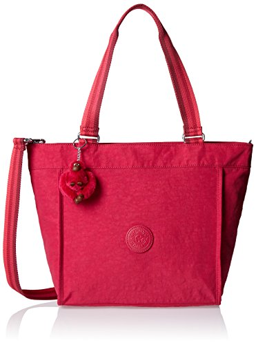 Kipling New Shopper S, Cabas Rose (Cherry Pink C)