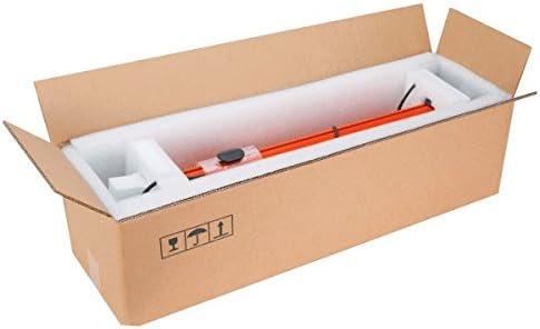 Propac z-box1002525 caja dos Olas Avana, 100 x 25 x 25 cm, paquete ...