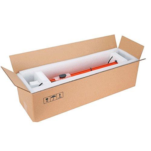 Propac z-box1002535Boîte Deux vagues Havane, 100x 25x 35cm, lot de 10