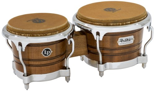 Latin Percussion LP201AX-2RGM Richie Gajate-Garcia Signature Series Bongos by Latin Percussion