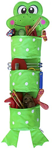 Bennet & Bradley Kids Toy Storage Wall Hanging Organizer for Baby Clothes , Stuffed Animals & Toys. Perfect Birthday Gift for Boy Girl | 100% Satisfaction Guarantee | includes Bonus & Luxury Gift Box