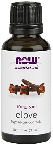 Price comparison product image NOW Clove Essential Oil,  1-Ounce (Pack of 3)