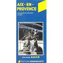Plan Bleu Et or Aix-En-Provence No. 801